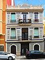 715 Edifici al carrer de la Reina 164, el Cabanyal (València).jpg