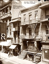 Hell39;s Kitchen, Manhattan  Wikipedia, the free encyclopedia