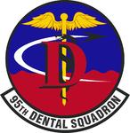 95 Dental Sq emblem.png