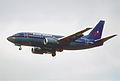 95dw - British Midland Airways Boeing 737-5Y0; G-OBMR@LHR;01.06.2000 (5276276059).jpg