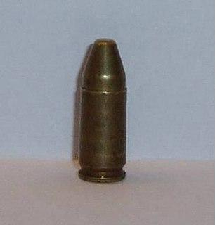 9mm Glisenti cartridge