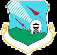 9th Air Division - Defense - Emblem