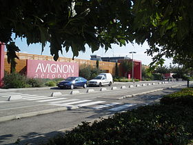 Image illustrative de l'article Aéroport d'Avignon-Provence
