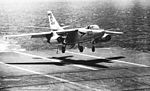 A-3B of VAH-6 landing on USS Forrestal (CVA-59) c1964.jpg