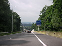 A2 (The Netherlands) - Exit 51.JPG