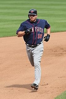 Jason Kubel American baseball player