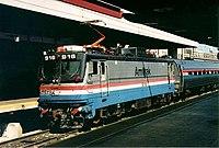 AEM-7 916 in Washington Union Station in 1997.jpg