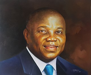 Akinwunmi Ambode Nigerian accountant and politician