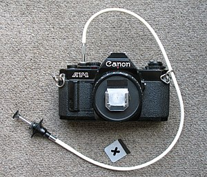 Pinhole camera - A pinhole camera