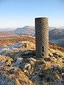A Vanessa pillar, Beinn Conchra - geograph.org.uk - 1110225.jpg
