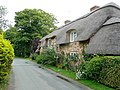 A fine thatched cottage - geograph.org.uk - 1421825.jpg