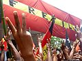A political rally in support of Lu Olo (Baucau, Timor Leste, March 2012).jpg