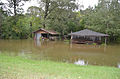 A view of a residence in Pike County, Miss., Aug. 30, 2012, that Mississippi National Guardsmen evacuated due to flooding from Hurricane Isaac 120830-Z-EG664-004.jpg