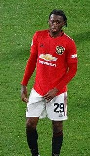 Aaron Wan-Bissaka English footballer