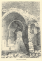 Abbaye de St Victor - le dortoir fin XVIII.PNG