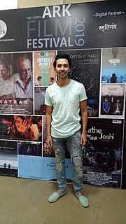 Abhay Mahajan Indian actor