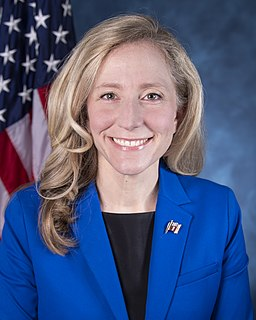 Abigail Spanberger American politician