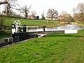 Above Burgedin lock - geograph.org.uk - 860584.jpg