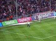 Abschied Podolski