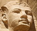 Abu Simbel temple guard statue face.jpg
