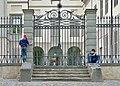Accademia Carrara di Bergamo cancello.jpg