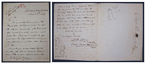 Hagley Oval - Acceptance of Lease of land for Cricket Pitch at Hagley Park, Christchurch – 1856