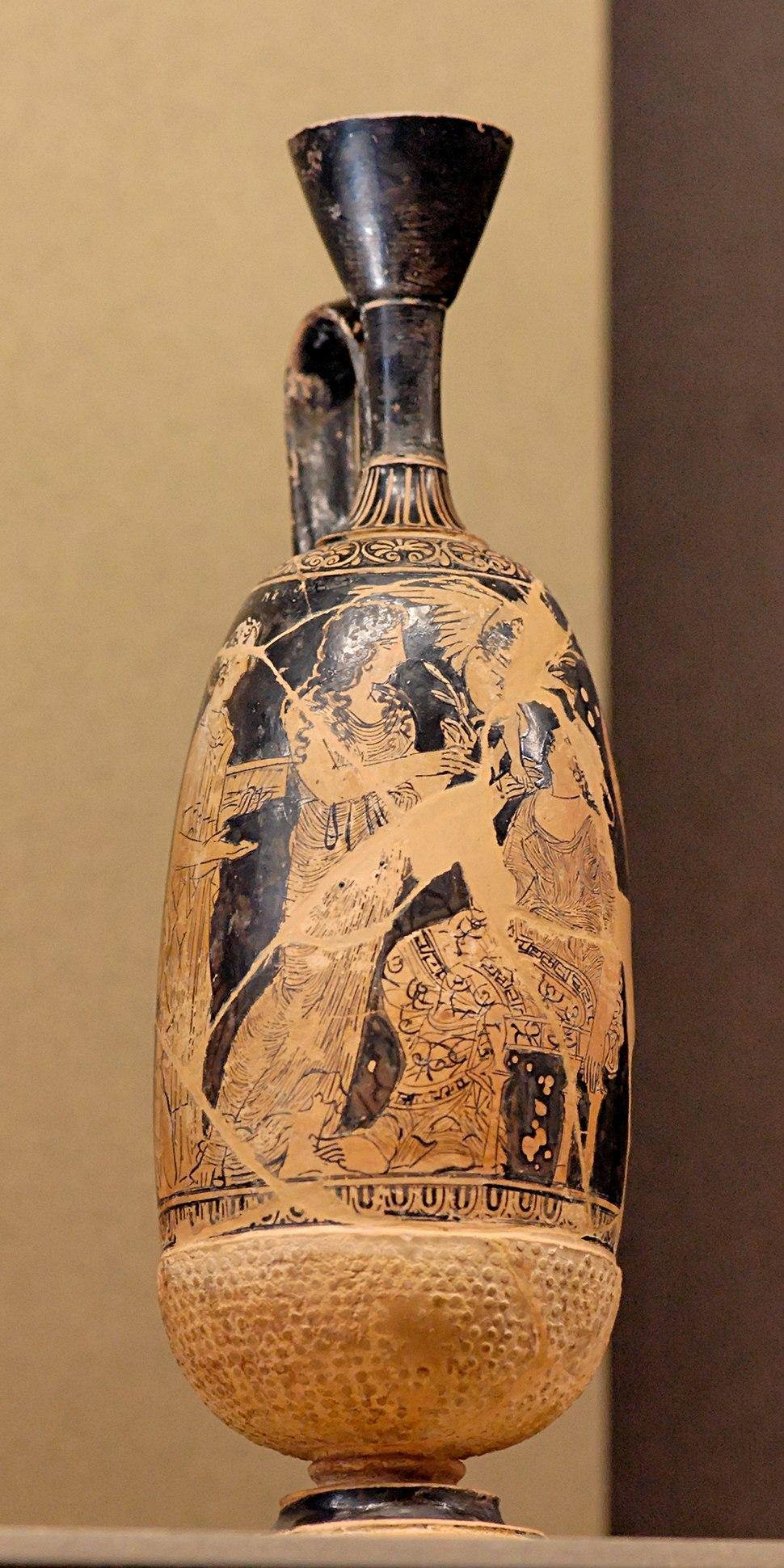 Acorn-lekythos Louvre MNB1320