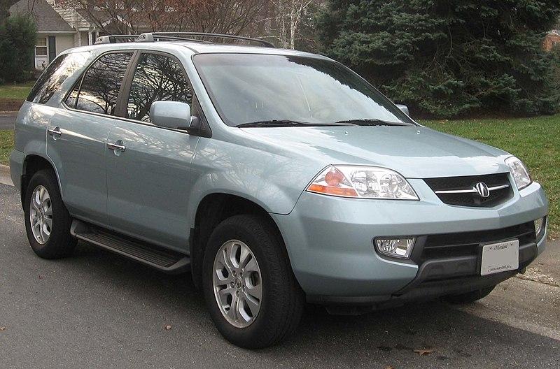 Acura MDX 2004-2007