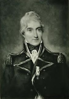 Charles Tyler One of Nelsons admirals