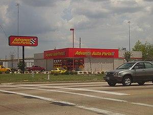 Advance Auto Parts - Advance Auto Parts in East Aldine, unincorporated Harris County, Texas