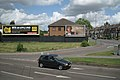 Advertisement hoardings by the A34, Shirley - geograph.org.uk - 2457321.jpg