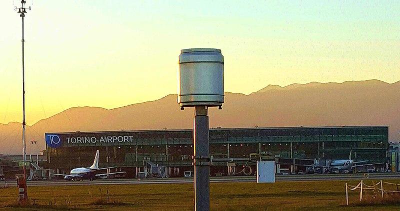 Como chegar no aeroporto de Turim