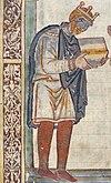 Король Ателстан от All Souls College Chapel
