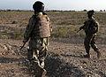 Afghan National Civil Order Police patrol Kandahar 110904-A-EL067-005.jpg