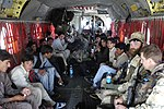 Afghan children start field trip on Chinook helicopter DVIDS51762.jpg