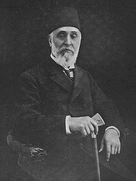 Ahmed Tevfik Pasha chair