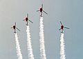 Air Tattoo International, RAF Boscombe Down - UK, June 13 1992 Grasshoppers aerobatic team.jpg