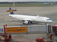 D-AIDB - A321 - Lufthansa
