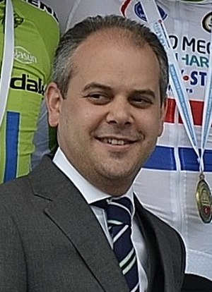 Akif Çağatay Kılıç - Image: AkifÇağatay Kılıç, Minister of Youth and Sports (May 2014) (cropped)
