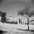 Al Haram esh-Sharif - Tempelberg en minaret, Bestanddeelnr 255-5421.jpg