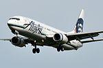 Alaska Airlines, Boeing 737-890(WL), N584AS - PDX (18351849659).jpg