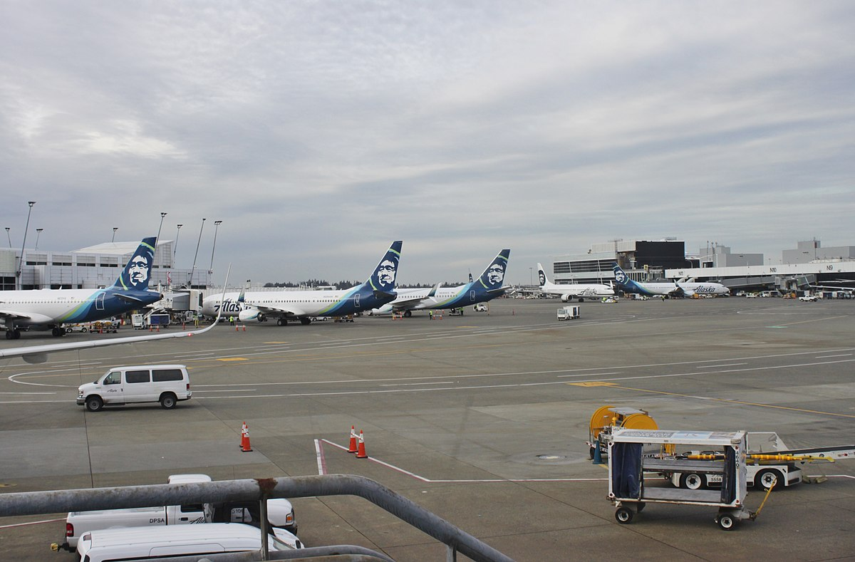 List Of Alaska Airlines Destinations Wikipedia