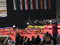 Alba Berlin Dance Team auf der Deutschen Cheerleading Meisterschaft in der Erdgasarena Riesa 2005.jpg