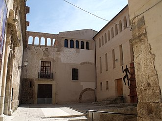 Palace of Milà i Aragó - Image: Albaida AB 34