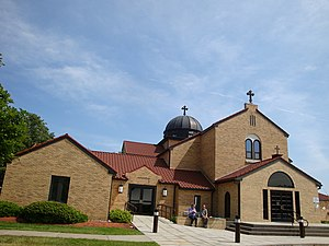 Orthodox Church in America - The Albanian Orthodox Church in Worcester, Massachusetts