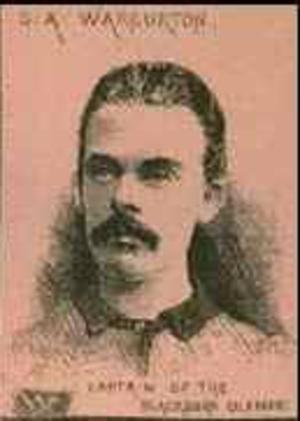 Albert Warburton - Albert Walburton