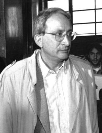 Alberto Franceschini - Alberto Franceschini in the early 1990s