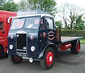 Albion lorry, oil engined, Castle Coombe rally 2010.jpg