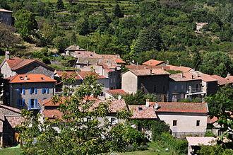 Albon-d'Ardèche - Image: Albon d'Ardèche