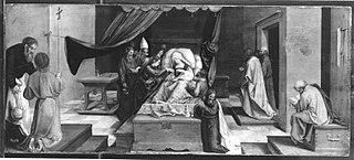 Tod Mariae (Kopie nach)